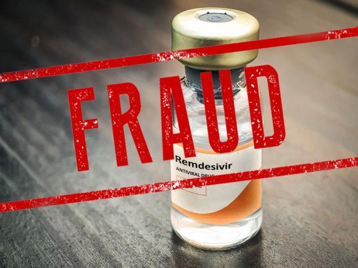 Remdesivir Fraud