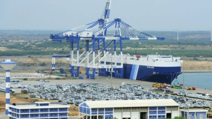 Ship carrying nuclear material for China asked to leave Sri Lankan port