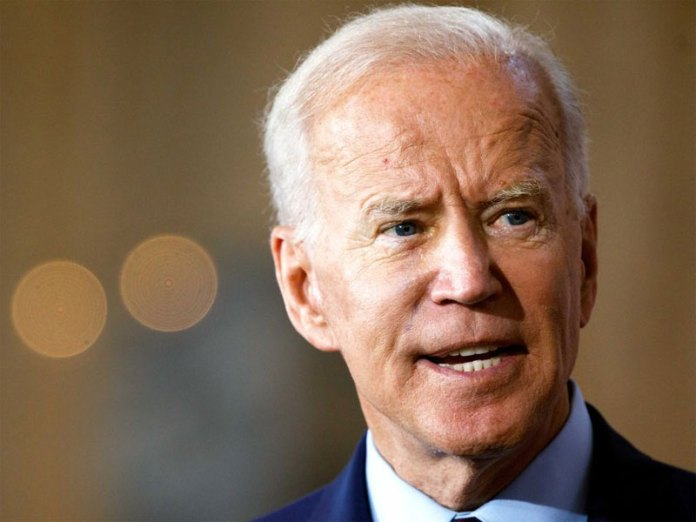 Joe Biden says white supremacist terrorism is the biggest threat to USA