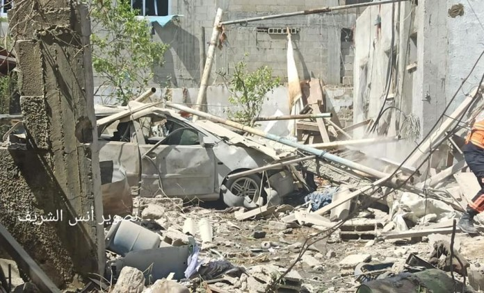 IDF eliminates Islamic Jihad commander in airstrike, rocket from Gaza hits chicken coop, injure civilians in Israel