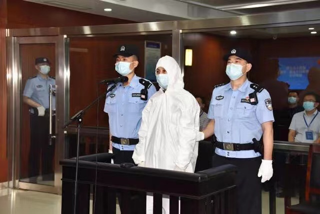 Chinese internet celebrity Qui Ziming awarded with 8 months of prison for mocking Chinese soldiers died in Galwan Valley clashes
