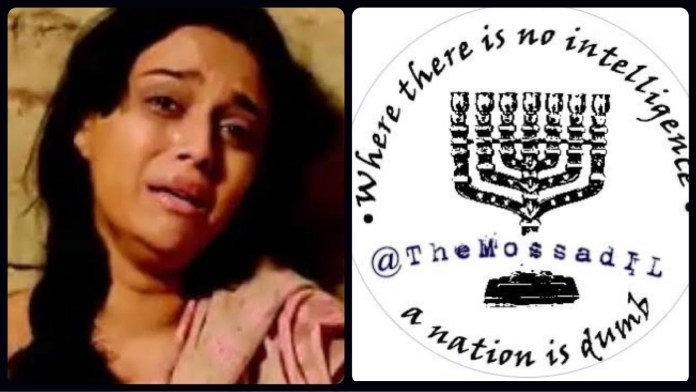 Swara Bhasker gets trolled by the parody account of The Mossad