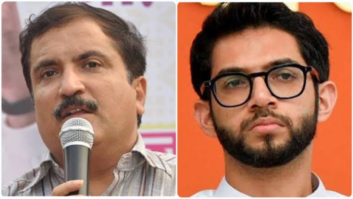 BJP MLA slams Aaditya Thackeray after his absence from public space following cyclone Taukte