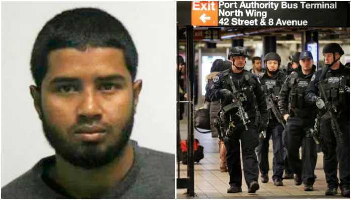 Akayed Ullah, convicted in NYC Port Authority subway terminal bombing case sentenced