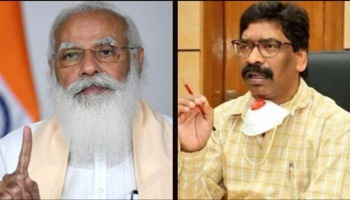 Hemant Soren mocks PM Modi for inquiring about Covid crisis in Jharkhand