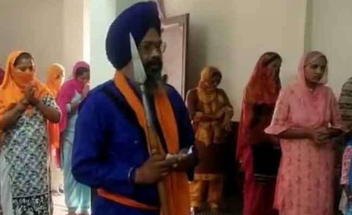 Ex Sarpanch arrested in Bathinda village for holding prayer for PM Modi, wishing for a Dalit CM