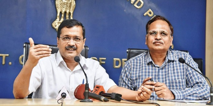 AAP ministers further Kejriwal's lies, try to counterattack BJP
