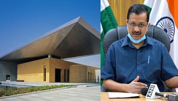 Singapore High Commission in Delhi, Arvind Kejriwal