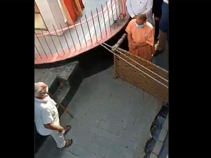 CM Yogi had visited the Bijauli village in Meerut district