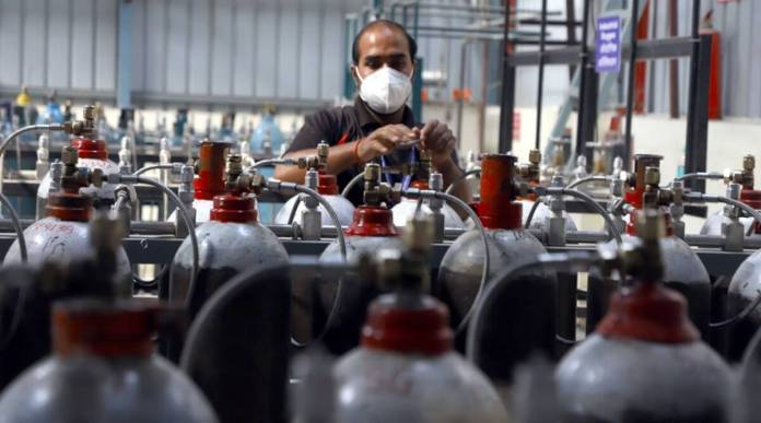 Medical oxygen production capacity increased by 300%: INOX company