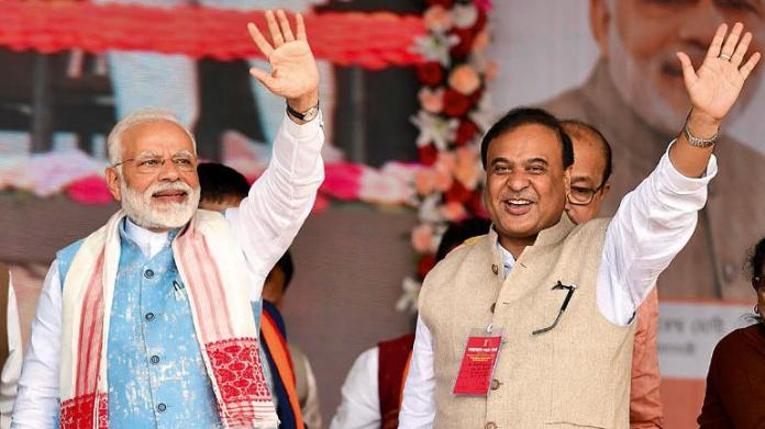 Himanta Biswa Sarma to be next Chief Minister of Assam