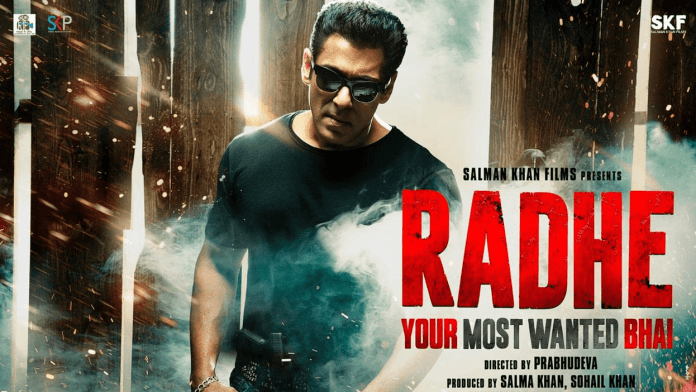Salman Khan starrer 'Radhe - Your Most Wanted Bhai' cuts scenes that showed young boys doing drugs, overdosing