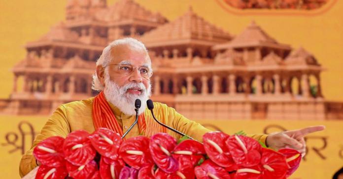 PM Modi reviews development work of Ayodhya, calls for public participation