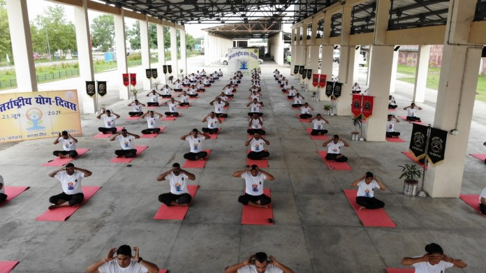 How the Congress party is back to peddling the false 'Yoga is not Hindu' on International Yoga Day