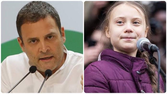 Rahul Gandhi follows Greta Thunberg toolkit to disrupt Yoga's image of India