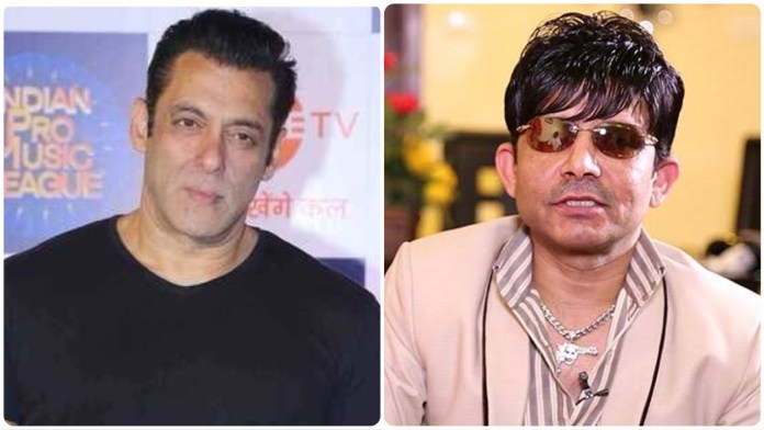 Court restrains Kamaal R Khan from posting any derogatory statements against Salman Khan and his family