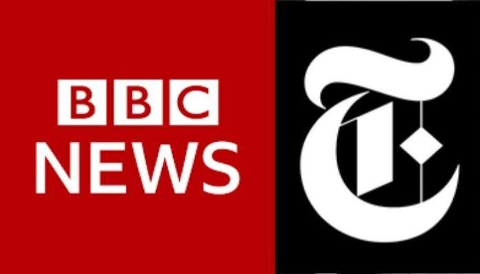 News websites of BBC, Guardian and NYT went offline for over 30 mins: Details