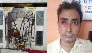 Temple vandalised, journalist attacked: Communal violence in Tiljala wrecks havoc