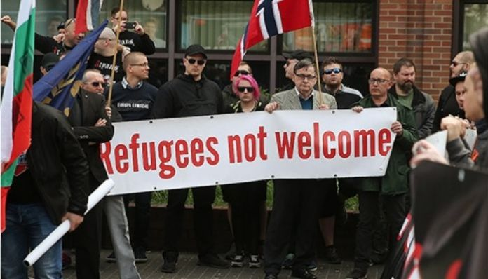 How refugees affected host nations of Germany, Sweden and India?