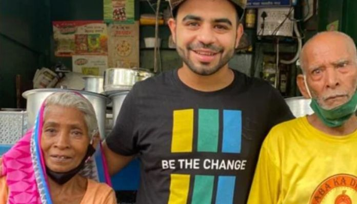 Youtuber Gaurav paid ₹4.5 lacs to Baba Ka Dhaba owner after police complaint