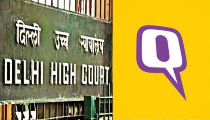 Delhi HC refuses to grant relief to Quint over non-compliance to IT Rules