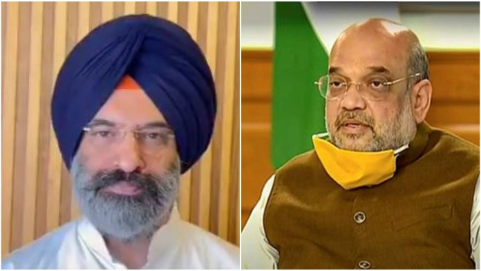 Manjinder Singh Sirsa says Amit Shah has assured time to meet Sikh delegation regarding issue fo forced conversion of Sikh girls