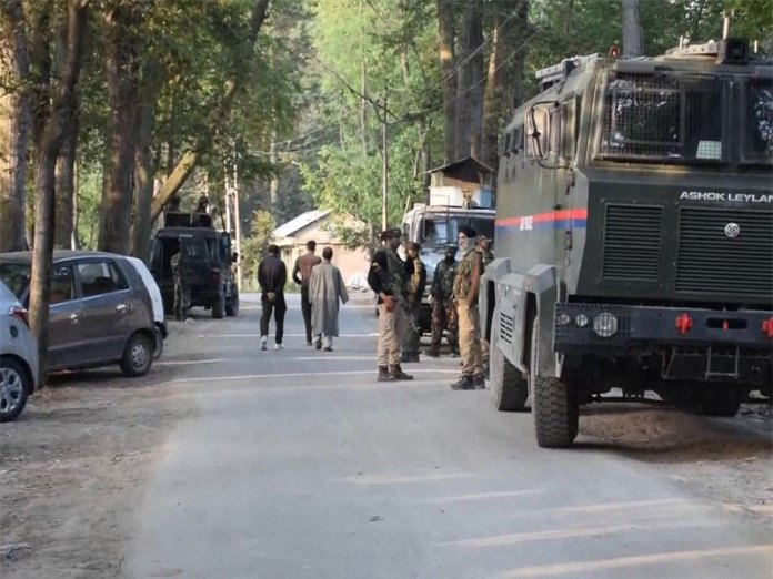 Former SPO's house attacked in Pulwama