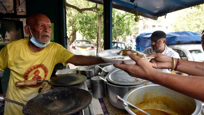 Baba Ka Dhaba owner Kanta Prasad attempts suicide