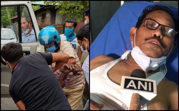 BJP MP, 4 others attacked by TMC cadre with 'bamboo and sticks' while arranging return of BJP cadre who had fled violence