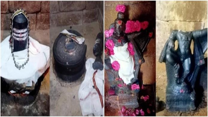 Shiva Temple attacked, idols vandalised in Tamil Nadu