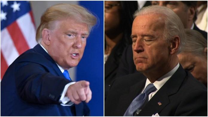 Don't fall asleep during meeting with Putin: Trump tells Joe Biden