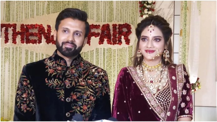 TMC MP Nusrat Jahan says her marriage with businessman Nikhi Jain was never valid as per Indian law