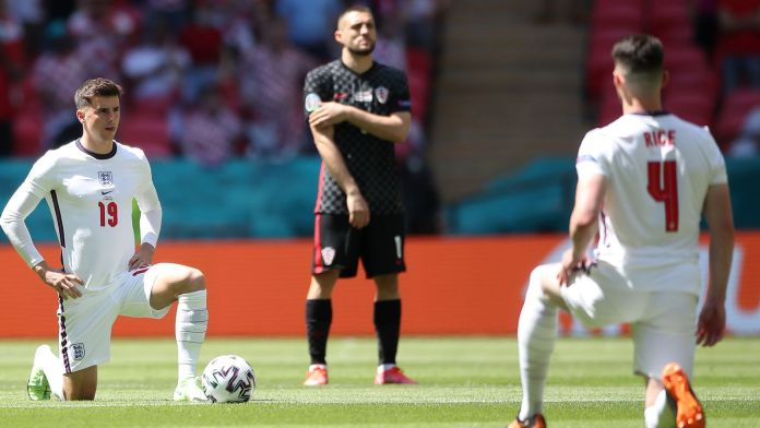 How taking the knee has become such a controversial gesture at the Euro 2020