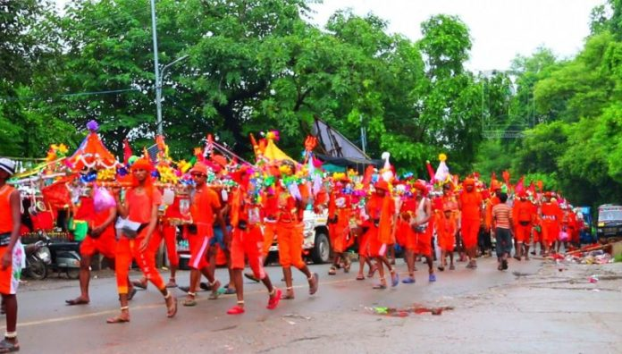 Uttarakhand Police says Haridwar borders are sealed in view of the ban on Kanwar Yatra