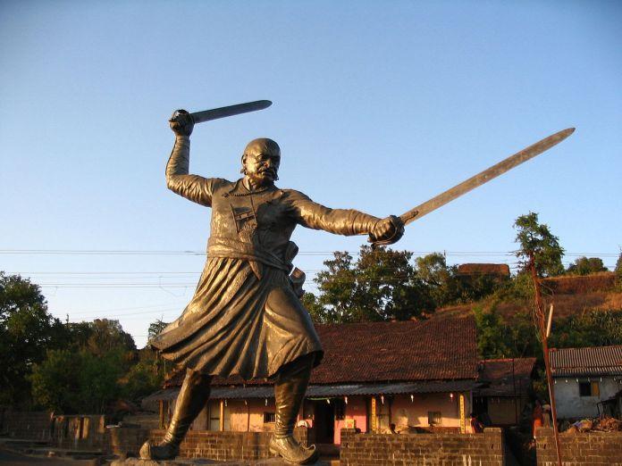Baji Prabhu Deshpande fought a valiant rearguard battle to allow Shivaji Maharaj precious time to escape to safety from marauding Bijapur army