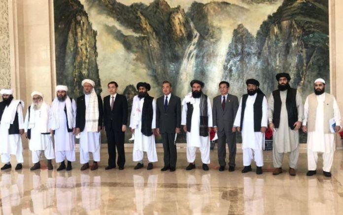 Noticias Internacionales - Página 12 China-Taliban