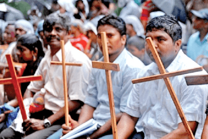 Superstitious belief drives Mahadalits in Bihar to the fold of Christianity