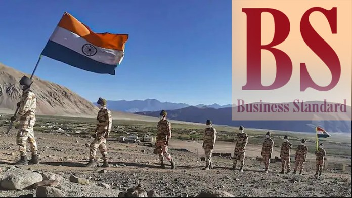 Indian Army Business Standard 14072021
