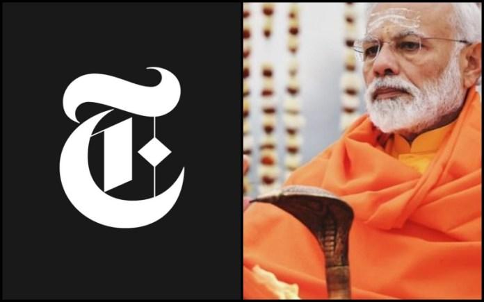 New York Times looks for anti-Hindu, anti-Modi candidates to spread propaganda: Dissecting the dangerous job opening