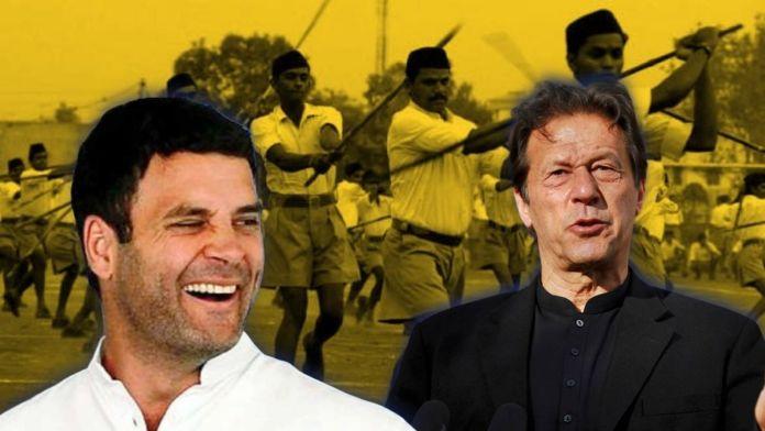 Pakistan uses Congress' statements, Congress uses Imran Khan's statements