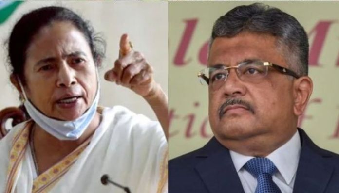 TMC leaders demand sacking of Solicitor General of India
