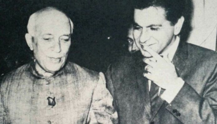 Politics and trysts of Dilip Kumar with censorship under PM Nehru