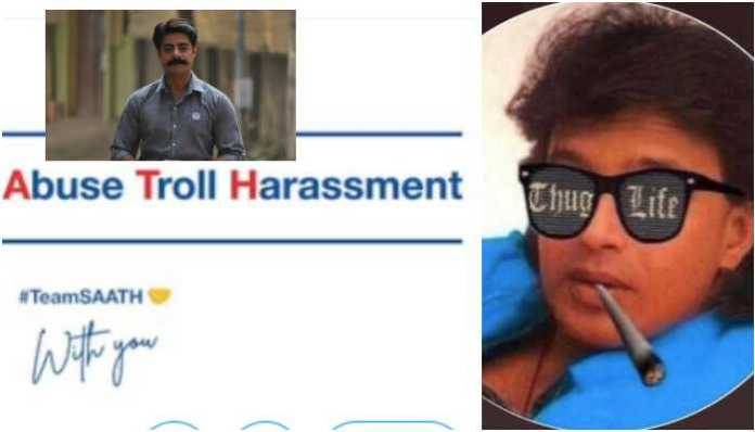 Sushant Singh's troll account again harasses Twitter user for expressing opinions that they did not like