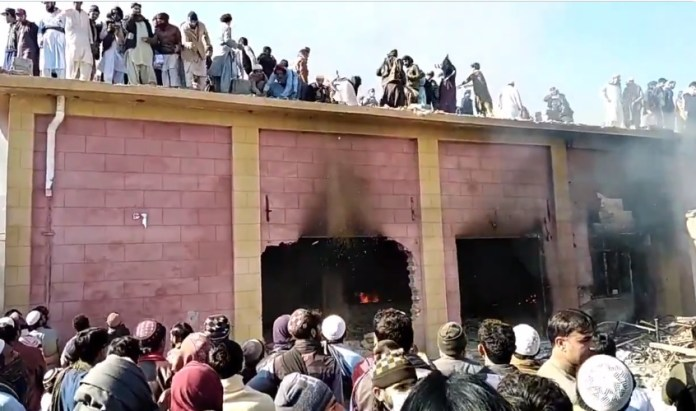 Pakistan: Provincial govt withdraws cases against 350 accused in the Krishna temple demolition case claiming Hindus have 'pardoned' them