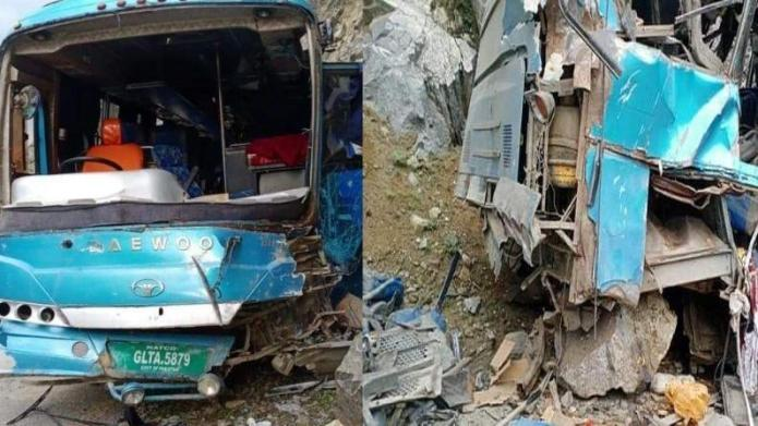 Pakistan: 10 including 4 Chinese nationals die in blast on a bus