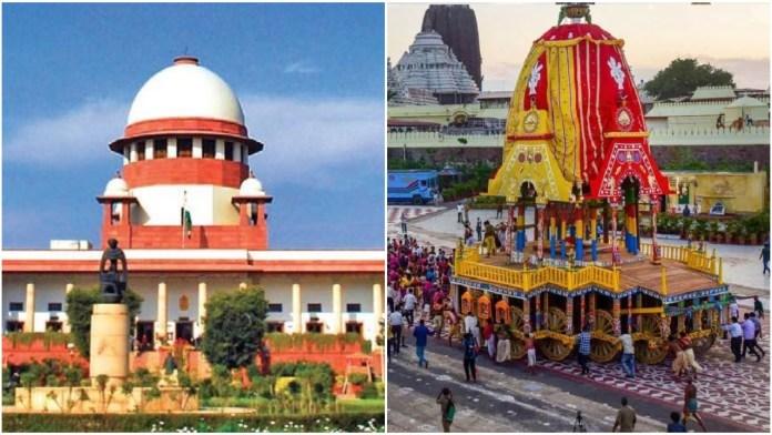 SC refuses to interfere with Odisha govt's decision regarding Ratha Yatra