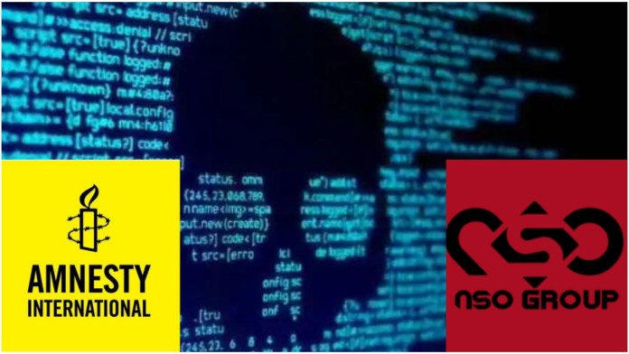 Amnesty does a U-turn, claims they never said the 'list' is of NSO's targets for snooping