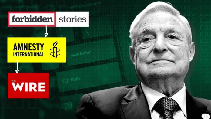 How The Wire relied on information provided by Forbidden Stories, an org that counts regime change propaganda producers among its donors
