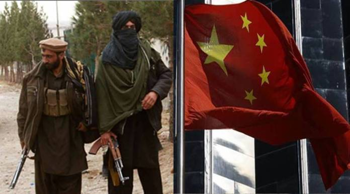 China lures Afghanistan with BRI projects as US calls it quits