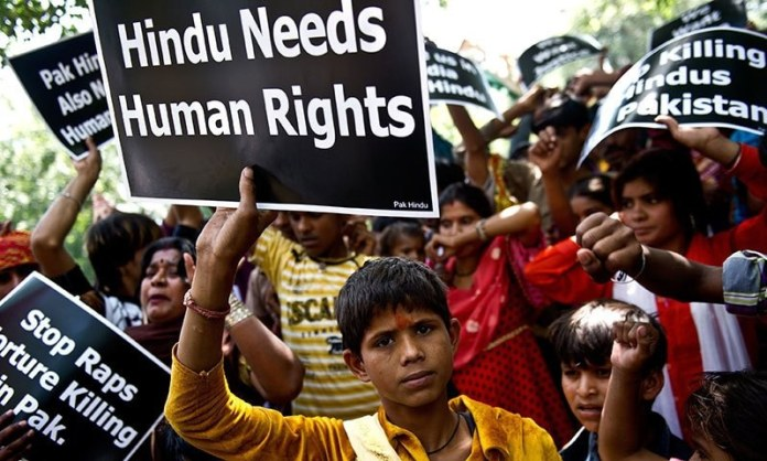 The Human Rights Commission report from 2019 lays bare the pitiable condition of Hindus in Pakistan